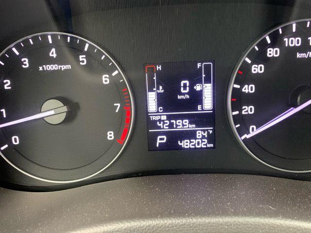 Hyundai Creta 1.6 pulse plus 2017/2018 novinho!. Único Dono  - Foto 14