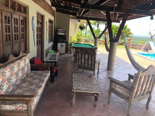 Casa Praia Chácara Sitio  8 Quartos 6 Suítes E 10 Banheiros Piscina Vendo Troco Facilito - Foto 4