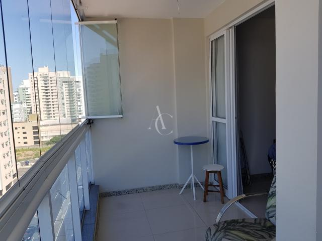 Apartamento 2 quartos Vila Velha comprar com 1suíte e 2 vagas soltas, sol da manhã, vento  - Foto 2