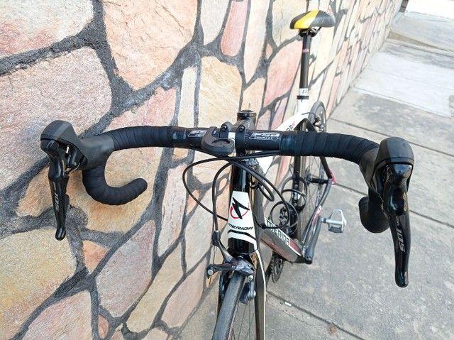 Bike speed carbono Merida Scultura   - Foto 6