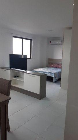 Apartamento TOP mobiliado para aluguel na Tamarineira - Foto 4