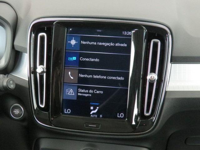 Volvo XC40 2.0 T5 Momentum AWD Geartronic 2020 Cinza - Foto 7