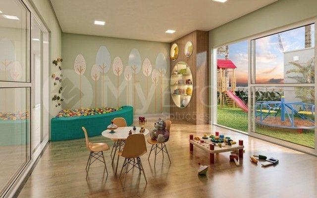 Apartamento  com 3 quartos no DUO SKY GARDEN - Bairro Parque Amazônia em Goiânia - Foto 10