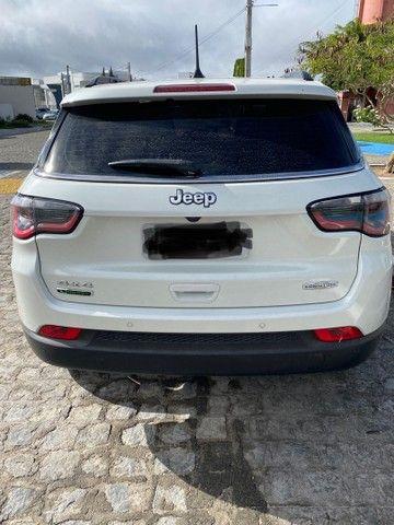 Jeep Compass longitude diesel 2018