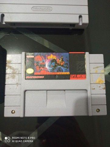 Fitas super Nintendo original - Foto 5