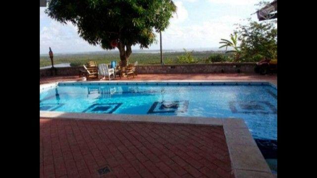 Casa Praia Chácara Sitio  8 Quartos 6 Suítes E 10 Banheiros Piscina Vendo Troco Facilito - Foto 5