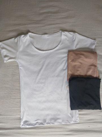 Blusa segunda pele - Foto 3