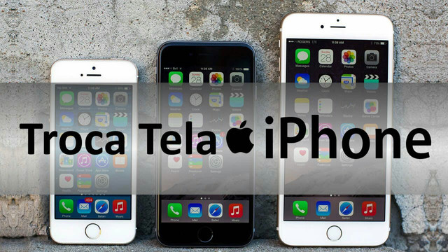Troca de Tela IPhone, Manutenção de Celular,  Notebook, Formatação  - Foto 3