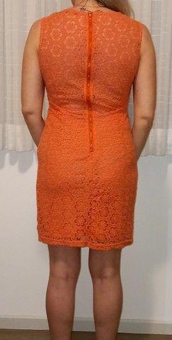 Vestido laranja  - Foto 2