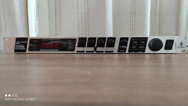 Virtualizer Pro Dsp2024p Behringer - Foto 3