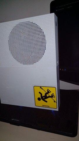 Xbox one s- novinho-leia a desc- 1tb