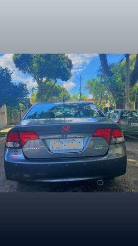 Honda Civic Lxs 1.8 mec. pra repasse - Foto 6