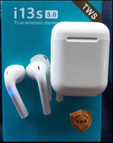 Fone De Ouvido I13 Tws Bluetooth Sem Fio Bluetooth 5.0