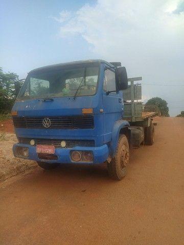 Caminhão 11 130 Vendo ou troco por carro de passeio , f250, f350
