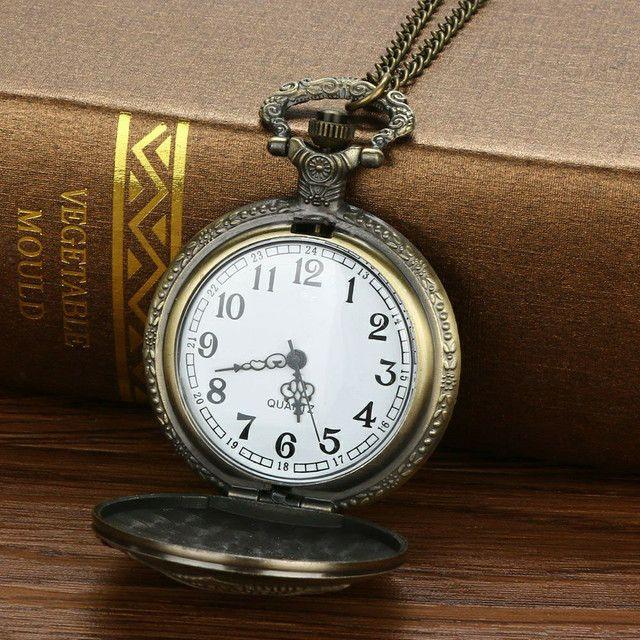 Relógio de bolso vintage  - Foto 3