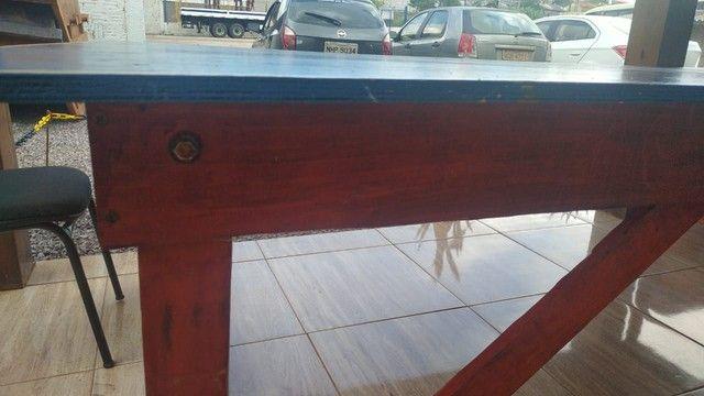 Mesa de ping pong/tênis de mesa - Foto 2
