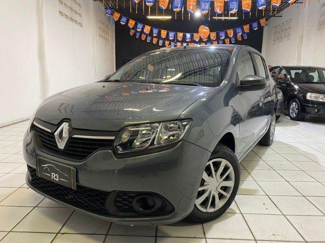 Renault Sandero Expression 1.6 2016 extra!!