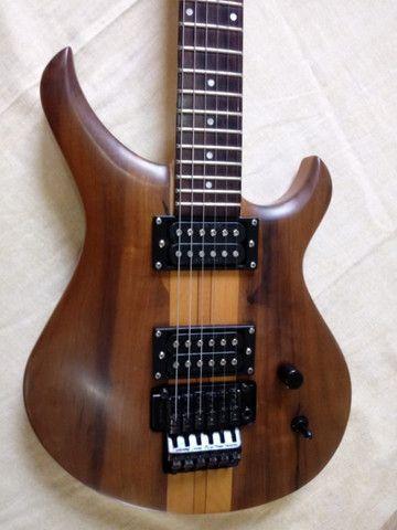 Guitarra Ledur Ponte Gotoh captção Sergio Rosar parcelo ML/avalio trocas - Foto 5