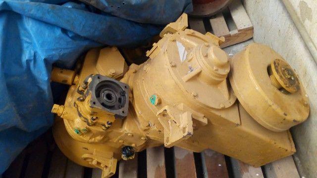 Transmissão completa para Pá Carregadeira CG935H