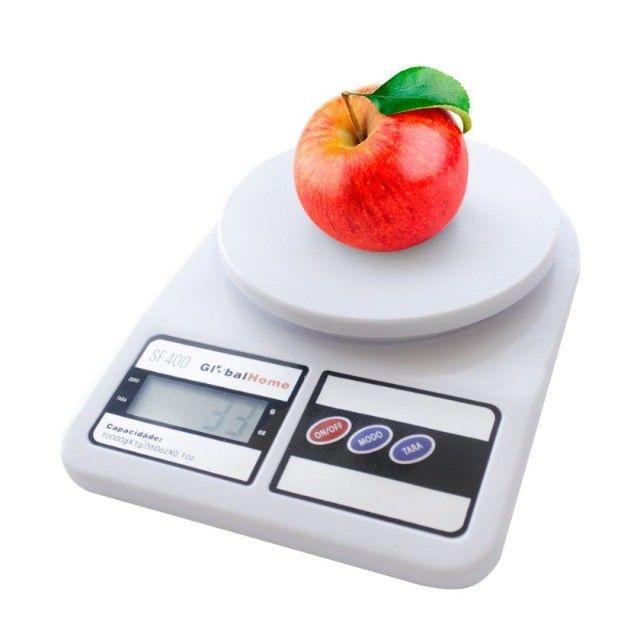 Balança Digital Precisão Cozinha 1g A 10kg - Foto 4