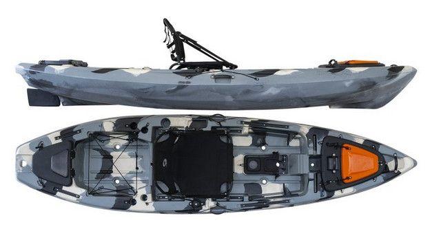 Caiaque Mako Pro - Hidro 2 Eko - Parcelamos em até 18 vezes