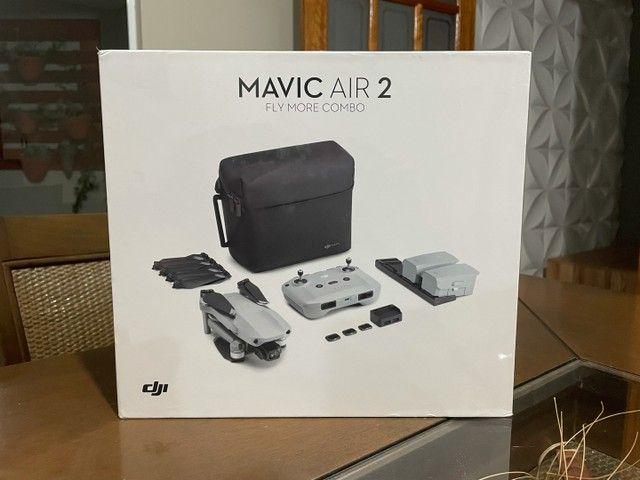 DJI Mavic Air 2 FLY MORE COMBO FCC