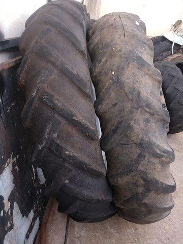 Rodas fina de trator - Foto 2