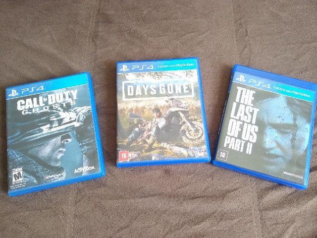 Jogos PS4 - Foto 2