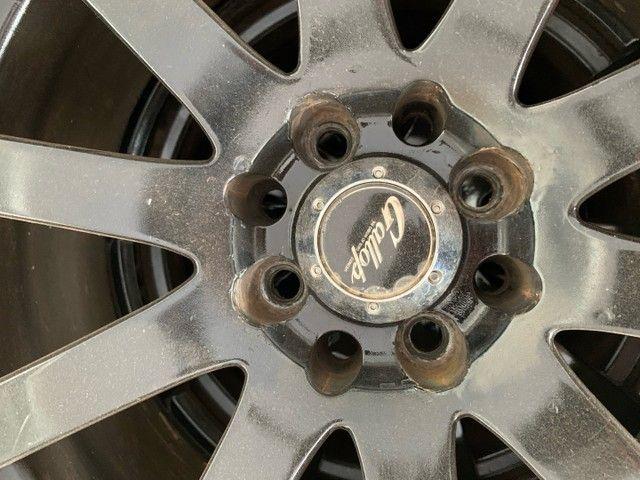 Rodas 18 com pneus - Foto 5