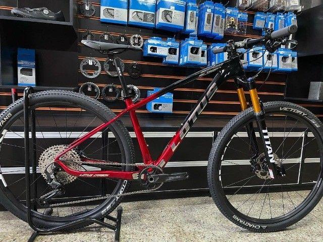 Bicicleta aro 29 Lotus Carbon 2021 nova NF e garantia