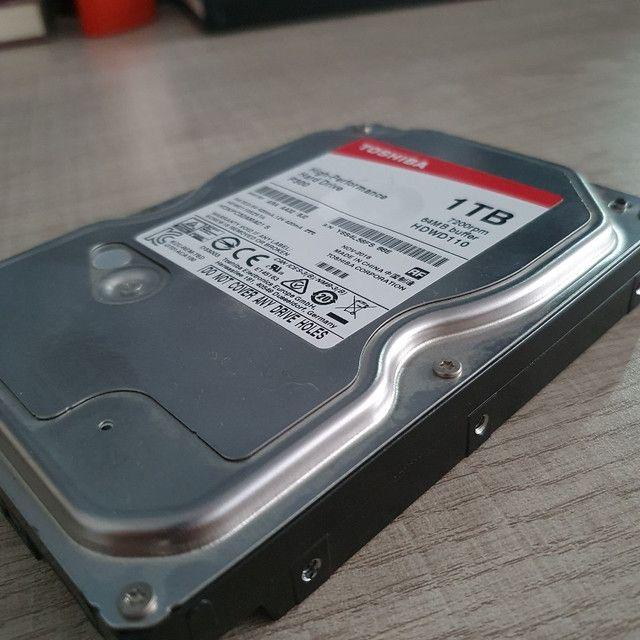 HD 1tb Toshiba P300