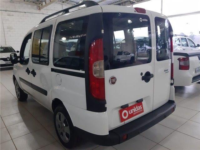 Fiat Doblo 2021 1.8 mpi essence 7l 16v flex 4p manual - Foto 5