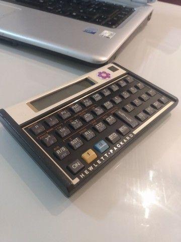 "Calculadora Científica HP ""12C"""