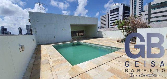 Cobertura Av Boa Viagem 4s, 7wc, piscina, 3v, 530m² Edf Vicente de Menezes - Foto 16
