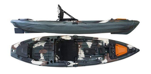 Caiaque Mako Pro - Hidro 2 Eko - Parcelamos em até 18 vezes - Foto 3