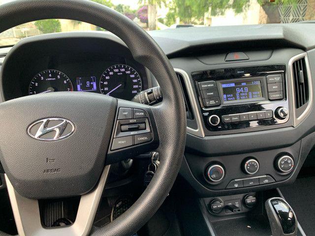 Hyundai Creta 1.6 pulse plus 2017/2018 novinho!. Único Dono  - Foto 15