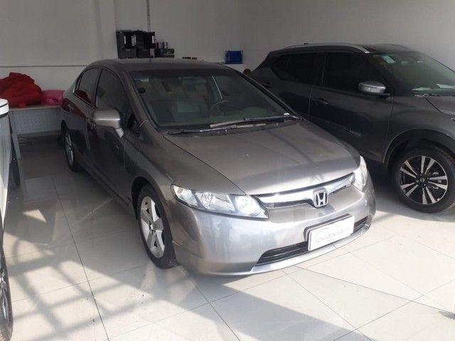 Honda Civic 1.8 LXS 16V GASOLINA 4P MANUAL - Foto 2