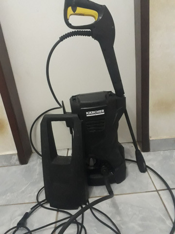 Lavadora de alta pressão Kärcher K2 Black de 1200W com 1600psi de pressão máxima 127V - Foto 6