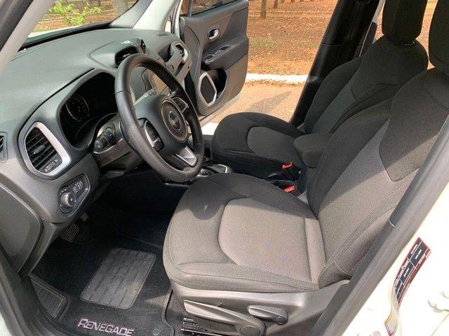 Jeep Renegade 1.8 16v Flex Sport Automático 2019 - Foto 13