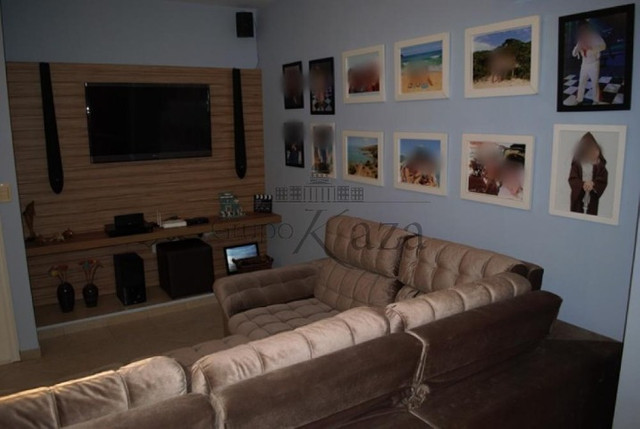 Altos da Serra III - Casa/Sobrado com 4 Suítes e Lazer com Piscina - Urbanova - Foto 2