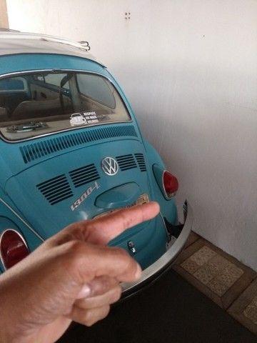 Vendo Fusca 77 1300L - Foto 2