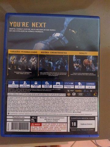 Jogo ps4 Mortal Kombat 11 - Foto 2