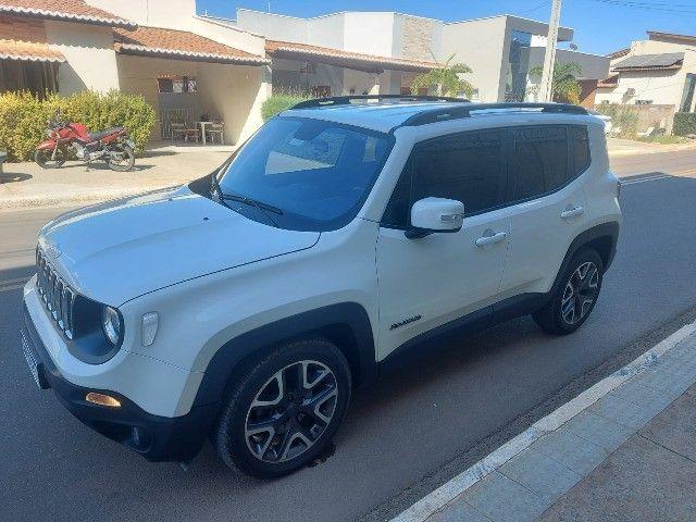 Jeep Renegade 1.8 Longitude Automático 2019 - Uso urbano - Conservadíssimo - Foto 2