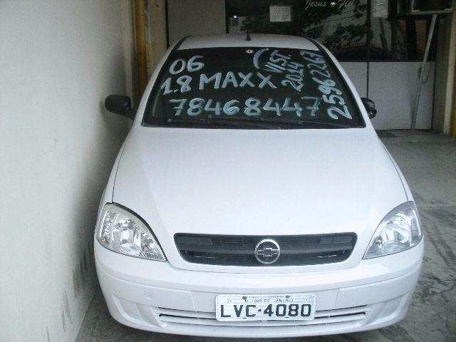 CHEVROLET CORSA SEDAN MAXX 1.8 FLEX GNV