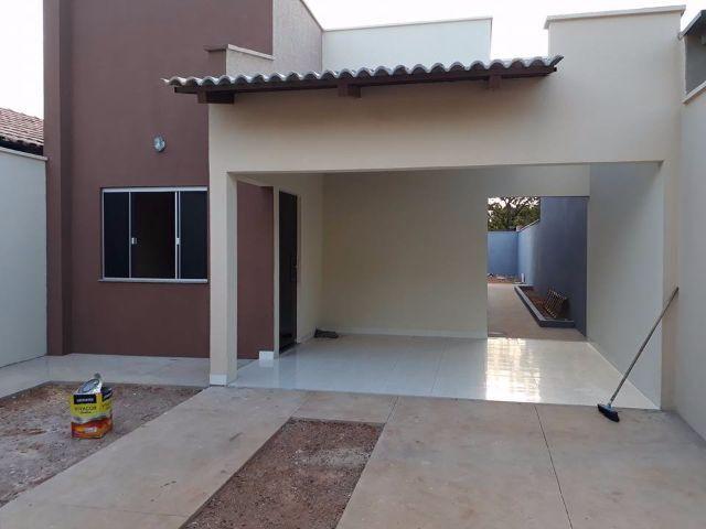 Casa Nova No Aureny IV Na Planta 3 Quartos Financia Casa Individual No Lote