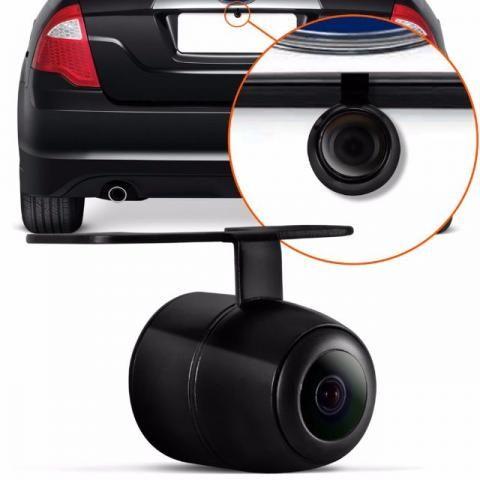 Câmera de ré Estacionamento HD à prova d'água visão Traseira Do Carro visão noturna
