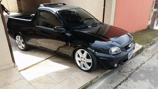 PICK-UP CORSA LEGALIZADA