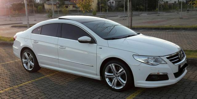 vw volkswagen passat cc r line 3 6 v6 gas 24v 300cv 4p tiptronic 2011 carros vila nova. Black Bedroom Furniture Sets. Home Design Ideas