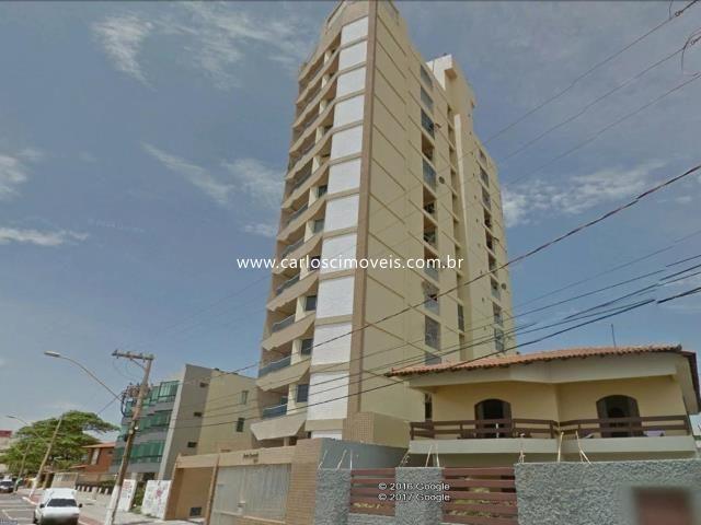 Apartamento com 03 Qtos,(1 suíte), frente para mar em Jacaraípe