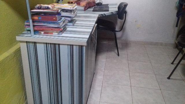 Bancada para estudo ou escritório